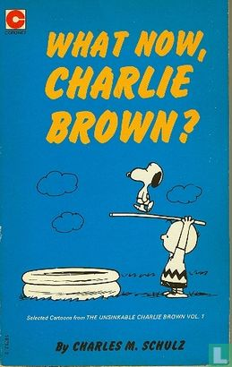 Peanuts - What now, Charlie Brown?