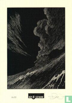Strip ex-libris - De terugkeer van Cromwell Stone