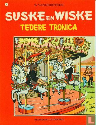 Suske en Wiske - Tedere Tronica