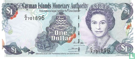 Kaaimaneilanden 1 Dollar  - Afbeelding 1