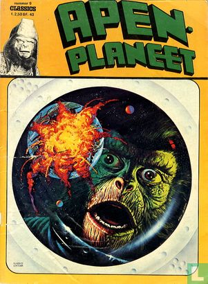 Planet of the Apes - Apenplaneet 9