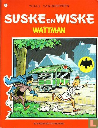 Willy and Wanda (Spike and Suzy, Bob & Bobette, Luke a...) - Wattman