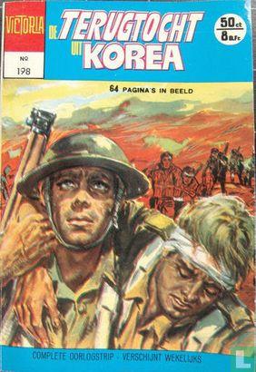 Victoria - De terugtocht uit Korea