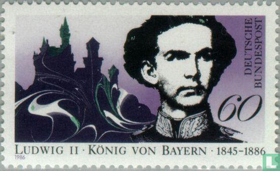 Allemagne [DEU] - King Ludwig II, le 100e anniversaire de la mort