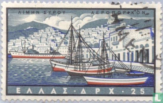 Griechenland - Anschlüsse