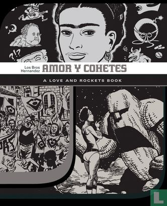 Love and Rockets - Amor Y Cohetes