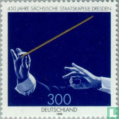 Allemagne [DEU] - Sächsische Staatskapelle 1548-1998