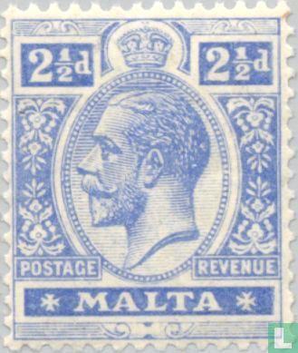 Malta - Koning George V