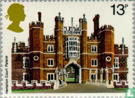 Groot-Brittannië - Historische gebouwen