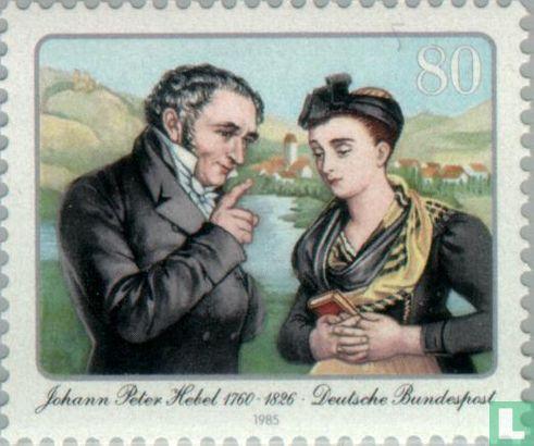 Allemagne [DEU] - Johann Peter Hebel 225 années