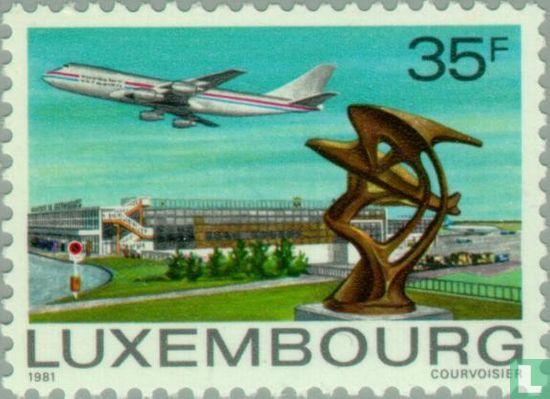 Luxemburg - Luchtvaart