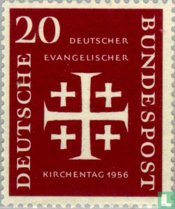 Duitsland [DEU] - Evangelische Kerkendag