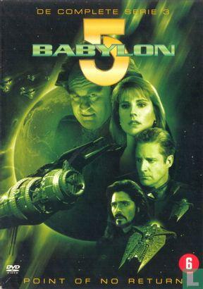 DVD - De complete serie 3 - Point of no return