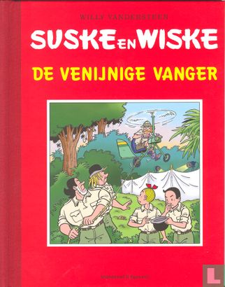 Willy and Wanda (Spike and Suzy, Bob & Bobette, Luke a...) - De venijnige vanger