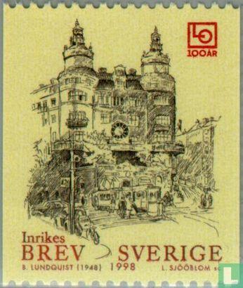 Schweden [SWE] - Gewerkschaft 100 Jahre