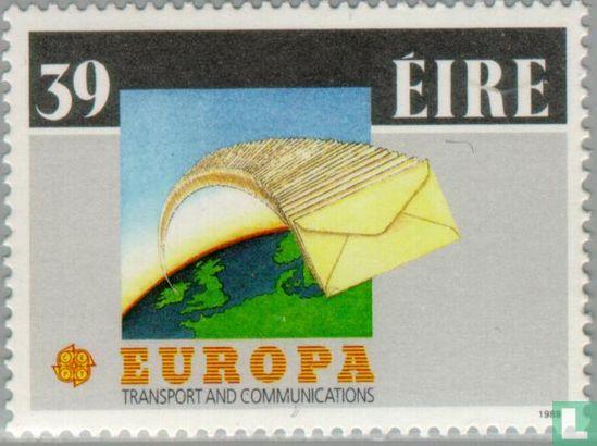 Europa – Transport und Kommunikation