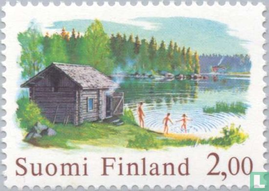 Finland - Finnish sauna