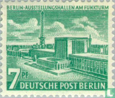 Berlin - Gebäude in Berlin