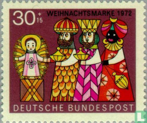 Germany [DEU] - Christmas Stamps