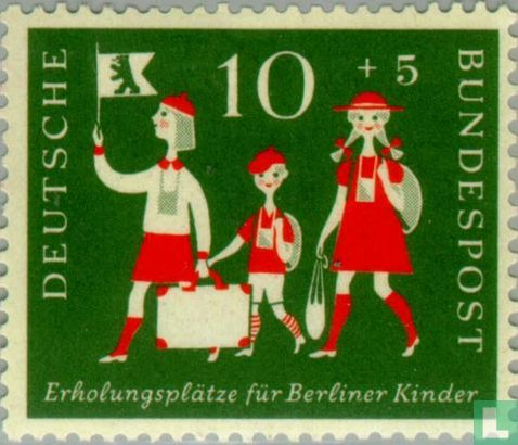 Duitsland [DEU] - Berlijnse kinderen