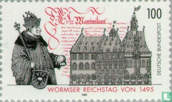 Allemagne [DEU] - Reichstag Worms