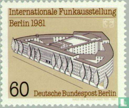 Berlijn - Int. elektronicabeurs