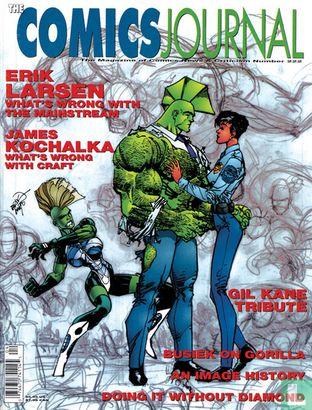 Comics Journal, The (tijdschrift) [Engels] - The Comics Journal 222