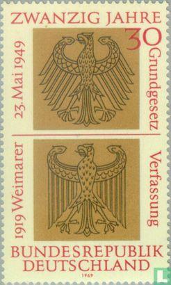 Deutschland [DEU] - Bundesrepublik Deutschland 1949-1969