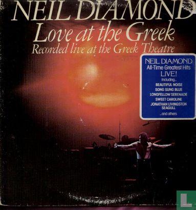 Diamond, Neil - Love at the Greek