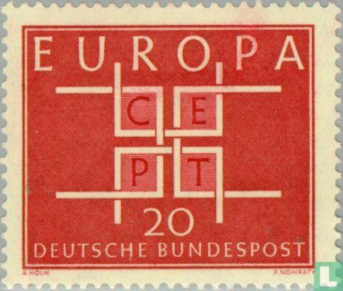 Allemagne [DEU] - Europe – C.E.P.T.