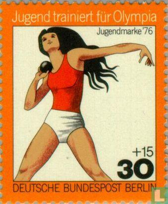 Berlin - Jugend trainiert für Olympia