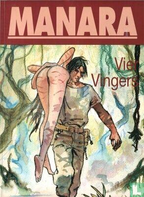 Paper man, The - Vier vingers