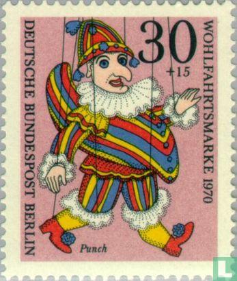 Berlin - Marionetten