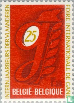 Belgique [BEL] - Foire Internationale de Gand