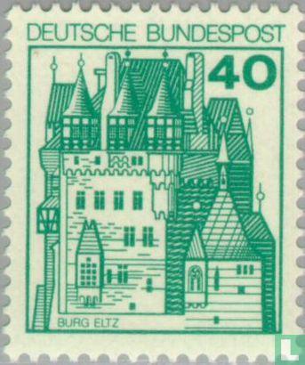 Allemagne [DEU] - Châteaux forts et châteaux