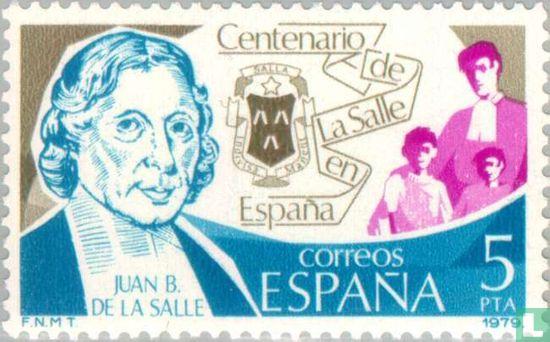Spain [ESP] - St. Jean Baptiste de La Salle