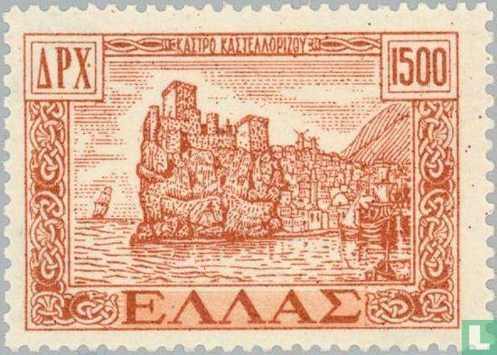 Griechenland - Freigeben von Inseln