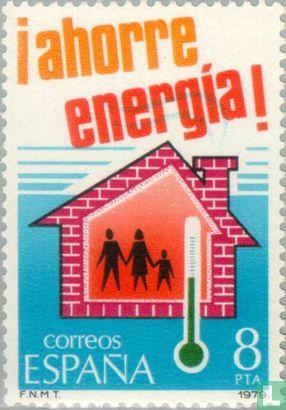 Spain [ESP] - Saving energy