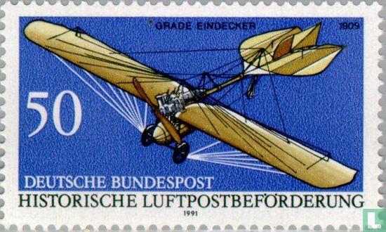 Germany [DEU] - Transport Of Mail