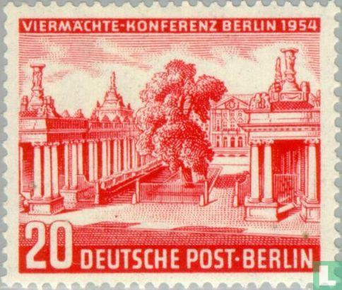 Berlijn - Viermachten Conferentie