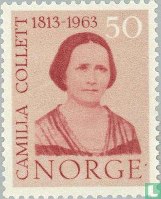 Noorwegen - 150 ste verjaardag Camilia Colett