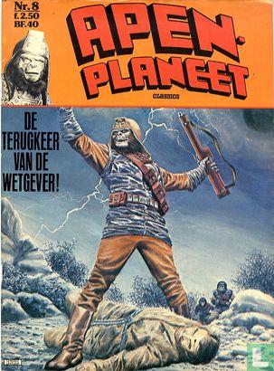 Planet of the Apes - De terugkeer van de wetgever!