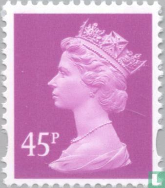 Grande-Bretagne - La Reine Elizabeth II