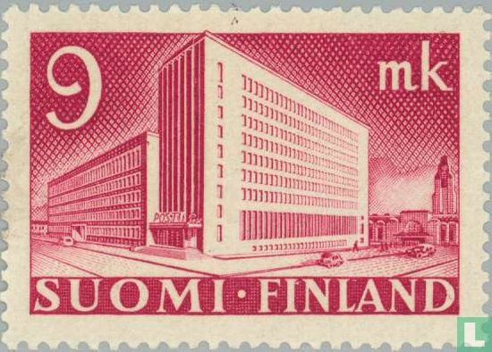 Finland - Post Office