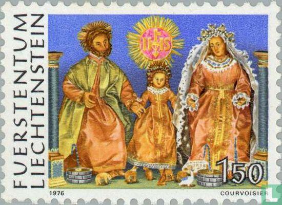 Liechtenstein - Wasfiguren