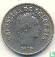 Colombia - Columbia 20 centavos 1972