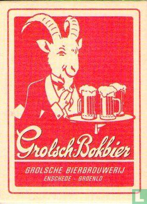Pays-Bas - Bokbier-Bokbier Grolsche bierbrouwerij