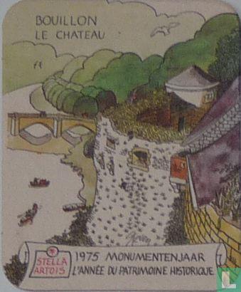 Belgique - Bouillon, Le Chateau