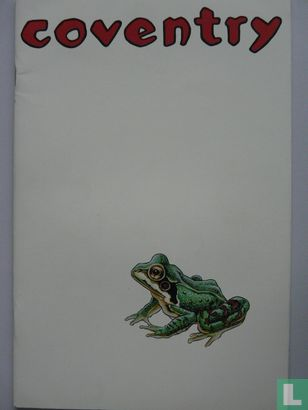 Claudia Nevermore - The Frogs of God