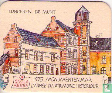 Belgique - Tongeren, De Munt